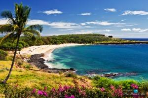 Manelle Bay Beach, Lanai. *Foto da Internet